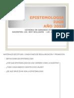 001 EPISTEMOLOGIA