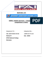 Bsnl Mobile Services
