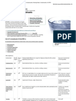 Drinking Water Contaminants _ Drinking Water Contaminants _ US EPA