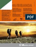 Manuale Di Idtruzioni Midland Ricetrasmittenti