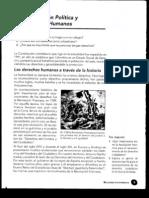 Constitución Política y Derechos Humanos
