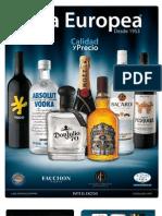 Catalogo La Europea 2011