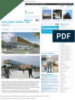 Nuevos Hospitales para Santiago_ La Florida y Maipú _ Murtinho + Raby _ Platafor