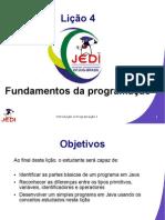 Fundamentos da Programação