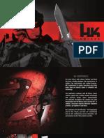 2012 H&K Knives Catalog
