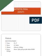 Gout Artritis.pptx