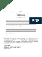 2 Formato de Presentacion de Informes