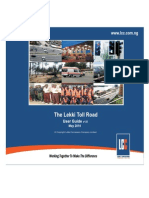 Lekki Toll Road User Guide (Brochure)[1]