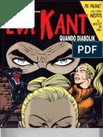 Diabolik Presenta Eva Kant - Quando Diabolik Non c' Era