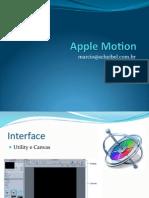 Apple Motion Software Marcio