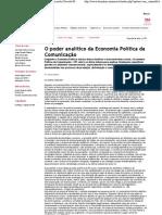 O poder analítico da Economia Política da Comunicação _ Revista IHU Online #366