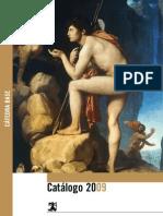 Catálogo Cátedra Base 2009