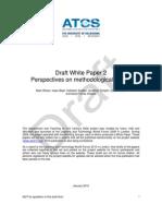 2 Methodological Issues