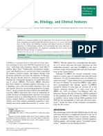 Cellulitis Definition, Etiology, And Clinical Features