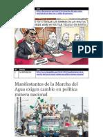 Marcha Del Agua - Noticias 05