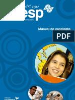 306_Manual Do Candidato - Unesp