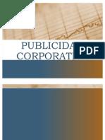 PUBLICIDAD CORPORATIVA