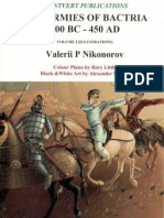 Montvert - The Armies of Bactria 700 BC - 450 AD Vol 2