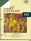 GE 1979 Lamp Catalog