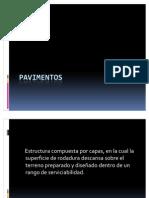 PAVIMENTOS - EAL DE DISEÑO