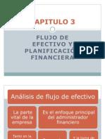 Flujo de Efectivo y Planificacion Financier A