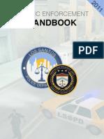 Traffic Enforcement Handbook