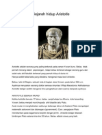 Aristotle Adalah Seorang Yang Paling Terkenal Pada Zaman Junani Kuno