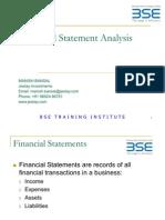 Financial Statement Analysis Jan