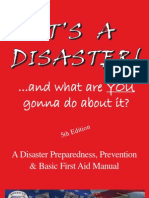Its a Disaster Mini Ebk Apn