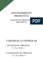 Mantenimiento Predictivo-Analisis de Vibraciones Mecanicas