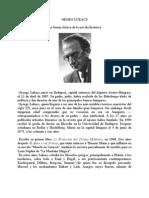 Lukacs Georg La Forma Clasica de La Novela Historica