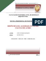 DISEÑO DE LOSA ALIGERADA EN SAP2000 - CALCULO DE ACERO (1)