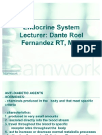 Endocrine Drugs 2003