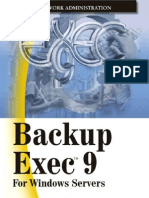 Backup Exec for Win Server