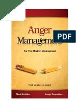 Anger Management E-Book