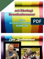 Teori Ekologi Bronfenbrenner (Siti Aida)