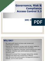 SAP GRC 99411GRCAC_Installations