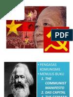 Ideologi Komunis Dan Cara Penyusupan
