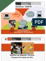 Presentacion Tecnologica - DIT