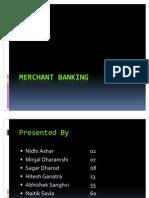 60130847 Merchant Banking