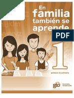 En Familia Tambien Se Aprende 2011 Primero