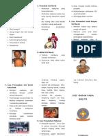 Gizi Buruk - Leaflet