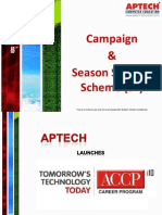 Campaign and Season Student Scheme 2010