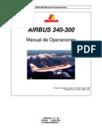 A340-300 Operations Manual