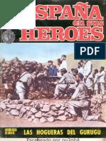 Las Hogueras del Gurugu (España en sus heroes 2)