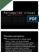presentación percepción