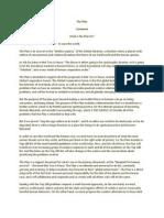 01 the plan - foreword theo cedar jones