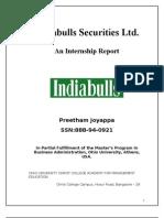 Final Project India Bulls
