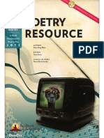 Poetry Resource