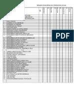 Borang Ujian Segak 2011 Tingkatan 2a5